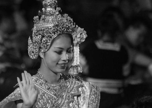 Dancer in Chiang Mai