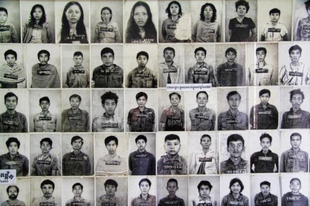 In Memory of the Victims of Khmer Rouge