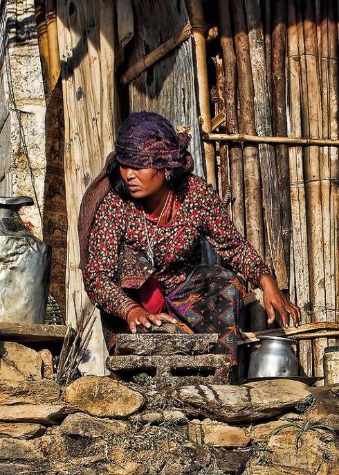 local in Pokhara