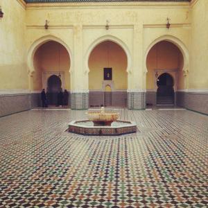 Mosque in Meknes