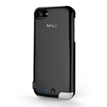 The Mili case protects your phone and provides an emergency power source when you need to top up your battery