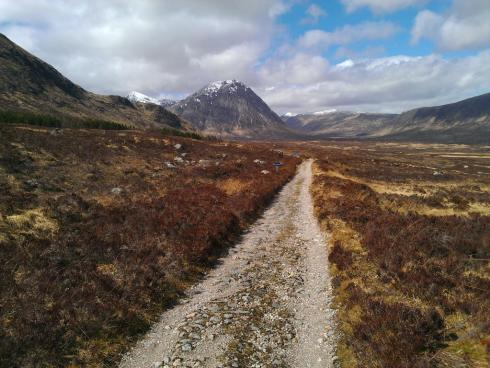 West Highland Way, Scotland