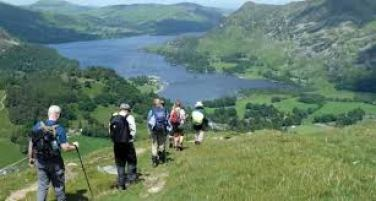 Wainwright's Coast to Coast Walk, England - close to 200 miles, rated 4/5