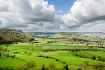 The Cotswold Way, England - 103 miles, rated 3/5 difficulty