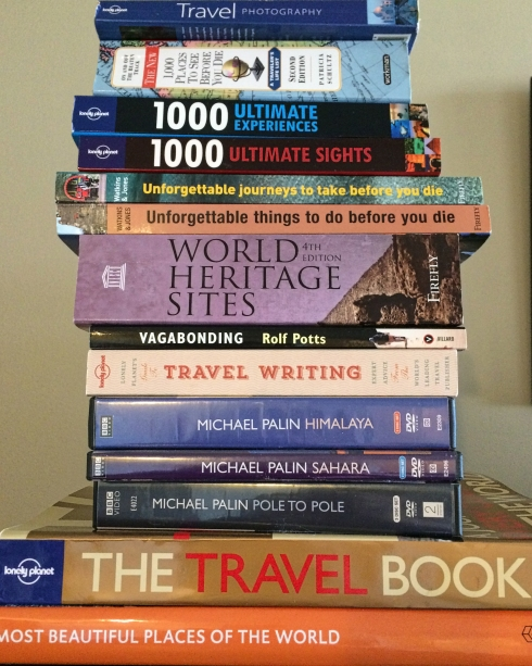 Books I've Purchased to Provide me With Inspiration and Ideas
